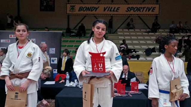 Coupe Ile de France Minimes Bondy - Sirine