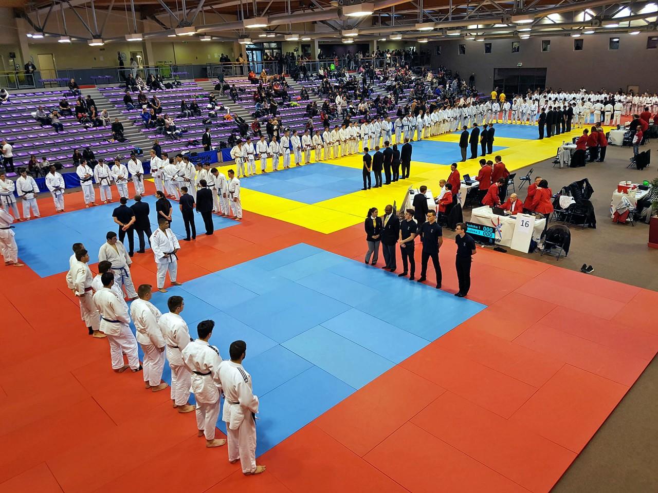 Championnat de France et Critérium National Cadets/tes