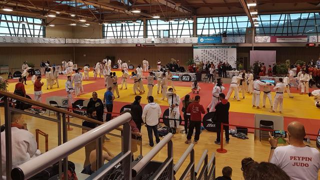 Nicolas Videira au Championnats de France Cadets-Cadettes
