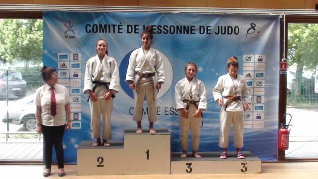 Championnat Essonne Cadets/Cadettes 2ème Division