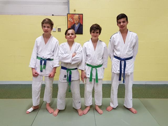 Le Printemps du Jade Judo Associatif d'Étampes