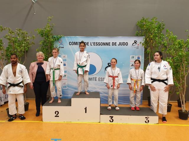 Finale Essonne Critérium Benjamins(es)