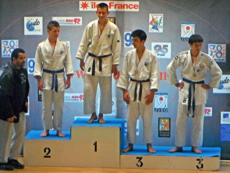 club judo essonne